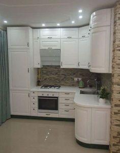 Beautiful Custom Kitchen Cabinets Ideas Around The World Kitchen Corner, Kitchen Sets, Kitchen Pantry, New Kitchen, Kitchen Decor, Kitchen White, Custom Kitchen Cabinets, Cuisines Design, Interior Design Living Room