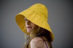 ... Rain Hat, Bucket Hat, Coral, Hats, Pretty, Men, Inspiration, Shopping, Vintage