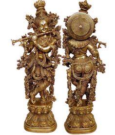 Krishna Aakrati Golden