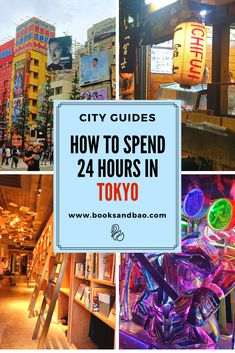 How to See Tokyo in 24 Hours Tokyo Japan Travel, Japan Travel Guide, Asia Travel, Travel Articles, Travel Advice, Travel Guides, Europe On A Budget, Budget Travel, Solar City