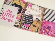 {EASY} FLIP BOOK TUTORIAL USING ENVELOPES {SHABBY} - YouTube