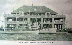Sea Isle Yacht Club 1913 -- LOL