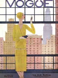 """La Fondazione Geiger di Cecina ospita """"Vogue. Donna e stile nell'arte dell'illustrazione"""": uno straordinario tuffo nel passato, tra le più i..."""