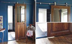 Vieilles portes en bois sur pinterest d corations murales bois ancien et m - Vieille porte en bois ...
