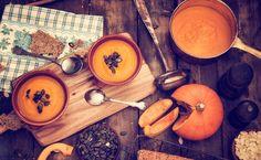 Lisi kocht: Kürbis-Orangensuppe mit Zimt