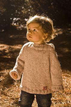 looks like me as a kid! Yes, I was cute. Makuñ Alpaca - chalecos - KALMALILL