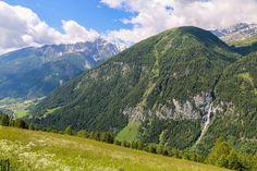 The Alpe-Adria Trail: hike from Austria's highest peak of Austria the Großglockner into Italy and the Adriatic Sea. #austria #carinthia #austriantime