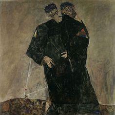 Egon Schiele - gli eremiti