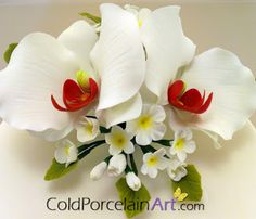 Cold Porcelain Art: July 2012