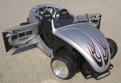 Fusca VW Tuning Hot Rod
