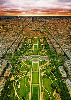 The magnificent Paris