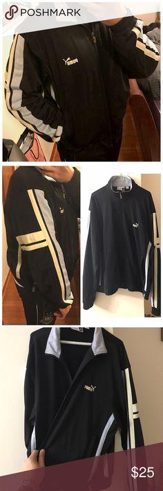 Puma Track Jacket XL PUMA Track Jakcet Size XL Puma Jackets & Coats Performance Jackets
