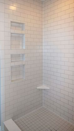 36 - Bathroom Inspiration | Michael David Design Center | #interiordesign #bathroom #tiledesign #luxuryhome #masterbath #shower #dreamhome #custom #subwaytil