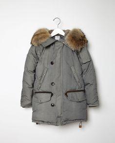 VISVIM | Valdez Down Jacket | Shop at La Garçonne