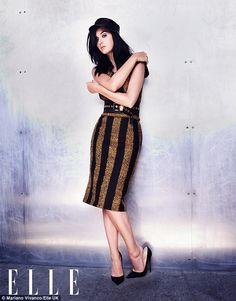 Katy Perry in Elle UK