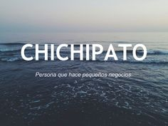 20 palabras horribles del español, hermosas sobre una foto.