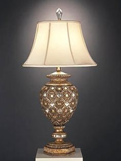 Fine Art Lamps Table Lamps I really like this one