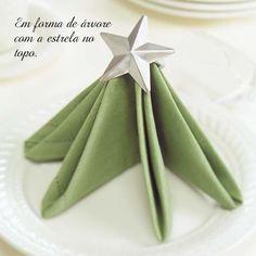Detalhes para a mesa na ceia de Natal   COPY&PASTE