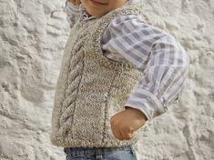 Lola y Lana Ragnar, Leg Warmers, Knit Crochet, Vest, Pullover, Knitting, Lace, Boys, Satin