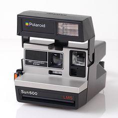 Polaroid Sun 600 LMS. #vintagecamera #classic #film #photography #camera #retro #vintage #instant #cartridge