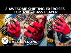 3 Awesome Shifting Exercises For Every Bass Player (#171) - Online Bass Lessons