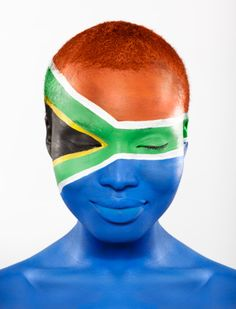Proudly South African Woman