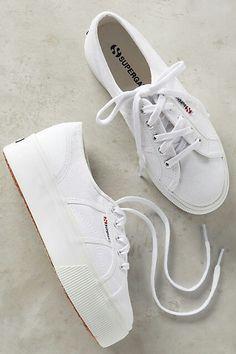 6f4246916366c Superga Platform Sneakers Anthropology Superga Sneakers, Platform Sneakers  Outfit, Shoes Sneakers, Women's Shoes