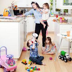 Avoir une vie de famille épanouie