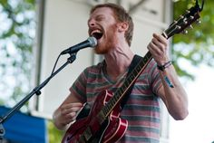 Kevin Devine | Lollapalooza | August 3, 2012