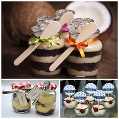 #Dica: inove e economize nas lembrancinhas e sobremesas no casamento
