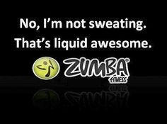 My new found love for ZUMBA is taking over my life. I am not complaining.