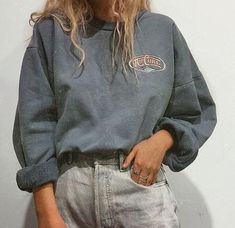 Moda vintage outfits woman clothing Ideas for 2019 Mode Outfits, Retro Outfits, Casual Outfits, Fashion Outfits, 90s Style Outfits, Vintage Style Outfits, Casual Wear, High School Outfits, Casual Attire