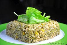 Kuřecí rizoto se špenátem