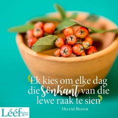 Printable Quotes, Afrikaans, Serving Bowls, Positive Quotes, Hart, Sayings, Motivational, Printables, Food