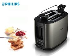 Tostadora Philips con 2 ranuras de anchura variable por 29.83€ ¡Envío 8e6a064f5566
