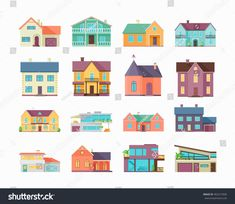 22 best the vision images house vector vectors architecture rh pinterest com