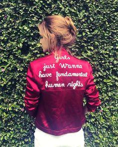 女性の権利をお祝い! セレブの国際女性デーをSNSで大追跡|ハーパーズ バザー(Harper's BAZAAR)