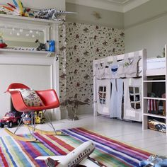 Playful children's room | Children's room ideas | Image | Housetohome