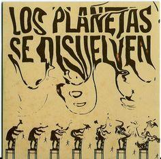 "CvA288. Los Planetas ""Los Planetas Se Disuelven"" Cdsg by Javier Aramburu / BMG Ariola 2003 / #Albumcover"
