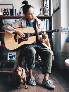 Designer & Guitar Player. You're not just one thing, and neither are your Vans. Upload a photo using #MyVans to show us what you're all about. Reposting our favorites!  Lawn Barcena photographed by Bam Barcena