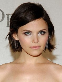 Ginnifer Goodwin! Was my goal for growing out my pixie cut; I finally reached it!