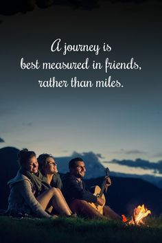 Exactly! And friends that you make on the road, while in a travel, are the true ones! #world #travel #quotes