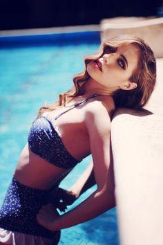 Summer Pool Shoot W
