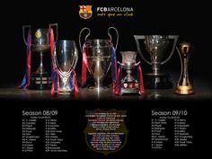Resultado de imagen para FC BARCELONA SEXTETE