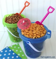 Beach Party Ideas (Collection) - Moms & Munchkins