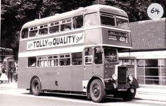 AH 210    (NG 5401)    1933 Leyland TD2    Served Eastern Counties for 25 years until 1958