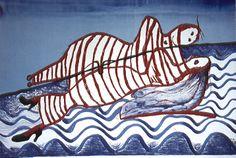 Louise Bourgeois (1911-2010), artiste plasticienne française - Frère et soeur/hamlet et ophélie