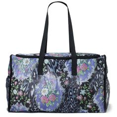 Vintage Print Weekender Duffle | Avon The Vintage Print Collection - old-world charm meets modern design.