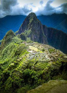 #Daydream: Machu Picchu in Peru. (Photo: Babak Fakhamzadeh/Flickr) http://yhoo.it/1qKgTZC