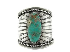Awesome Navajo Sterl